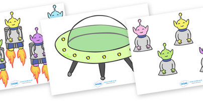 flying saucer add image to pdf