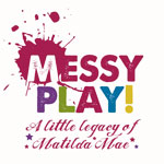 Messy Play for Matilda Mae
