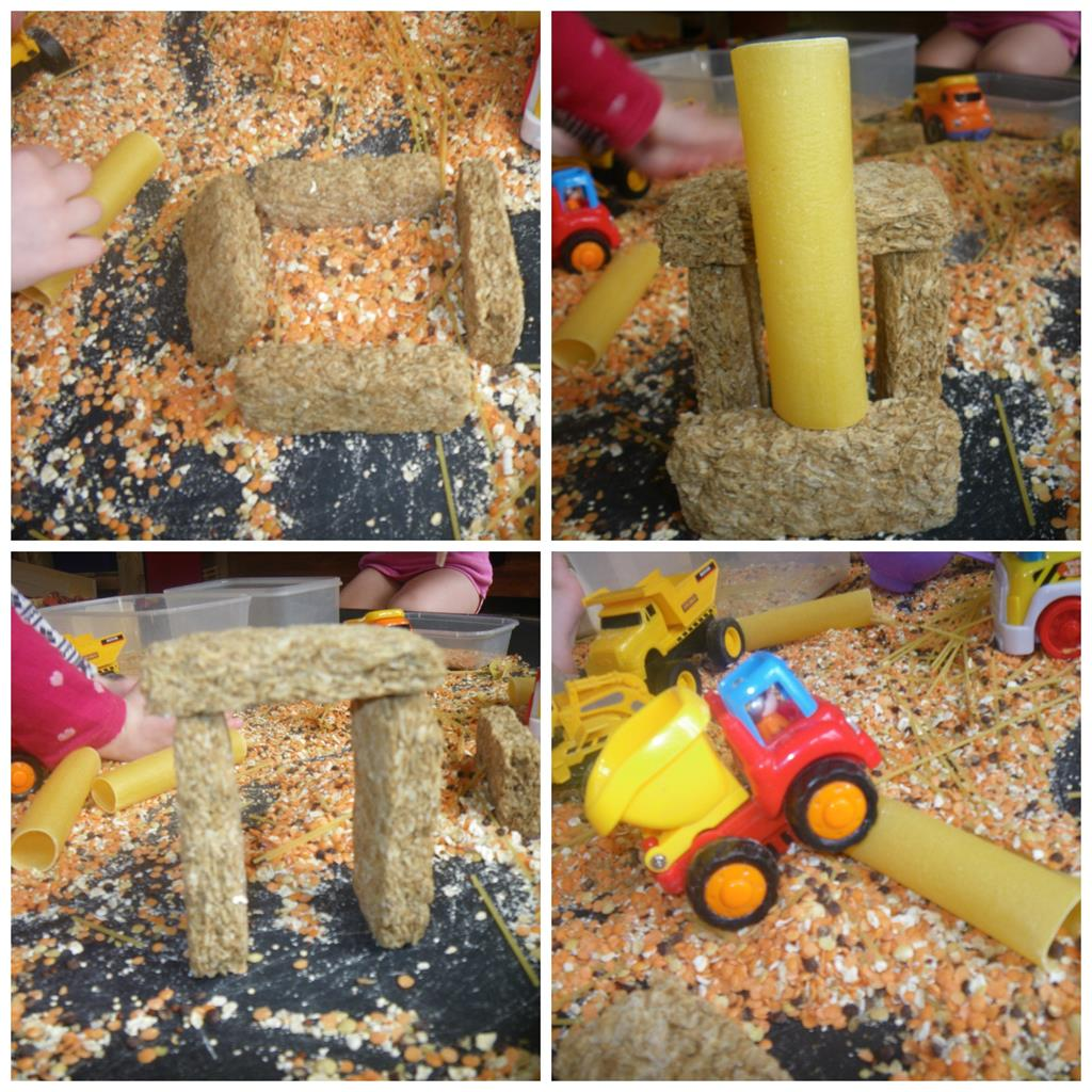 Messy Playroom: Messy Play For Matilda Mae: Construction Site