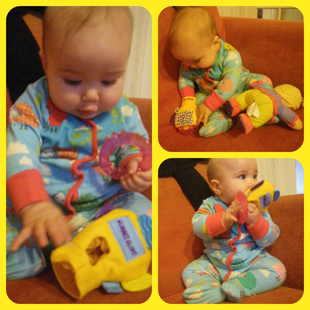 getting to grips with gummee glove