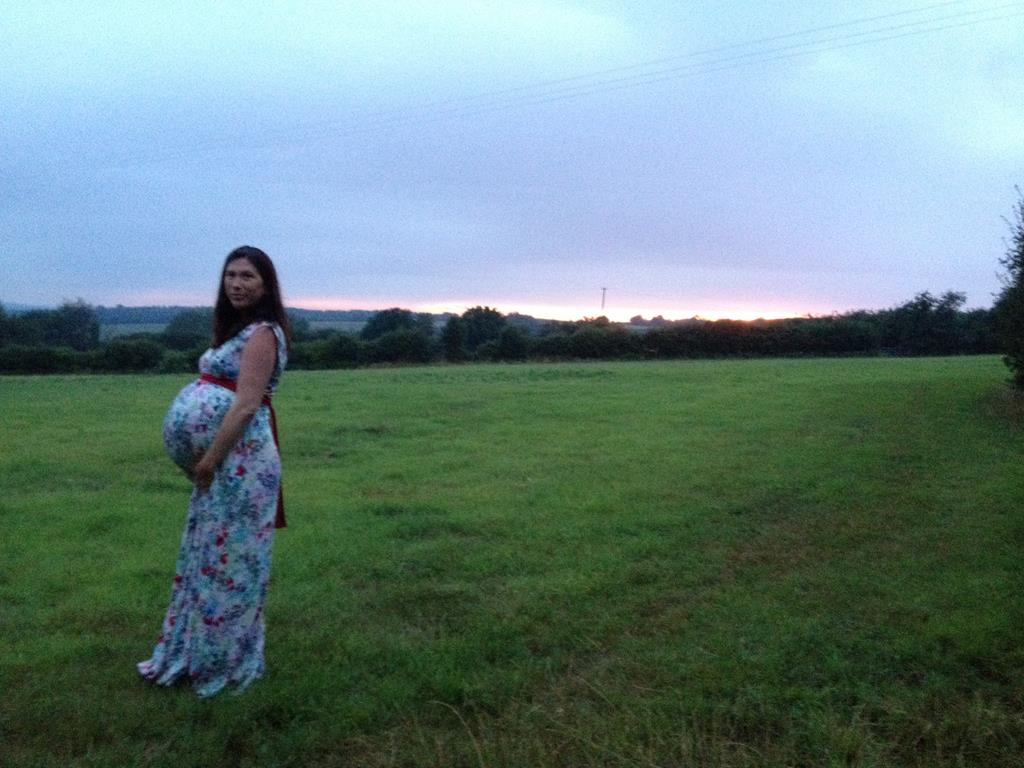 rainbow bump and tilda sky