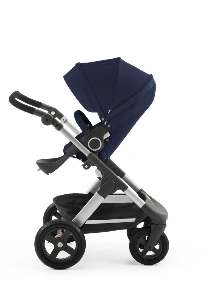 Stokke Trailz 140402-8I5935 Seat Deep Blue