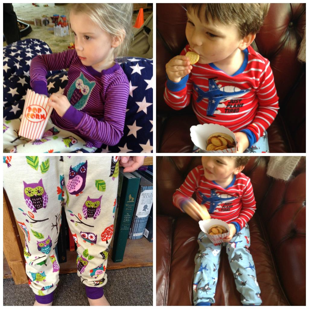 Puddle Play Pyjama Day: A Hatley Review for Little Buttons ...