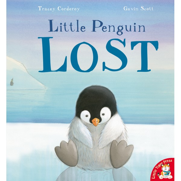 little-penguin-lost