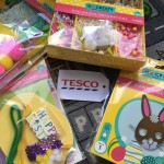 Easter treats from Tesco