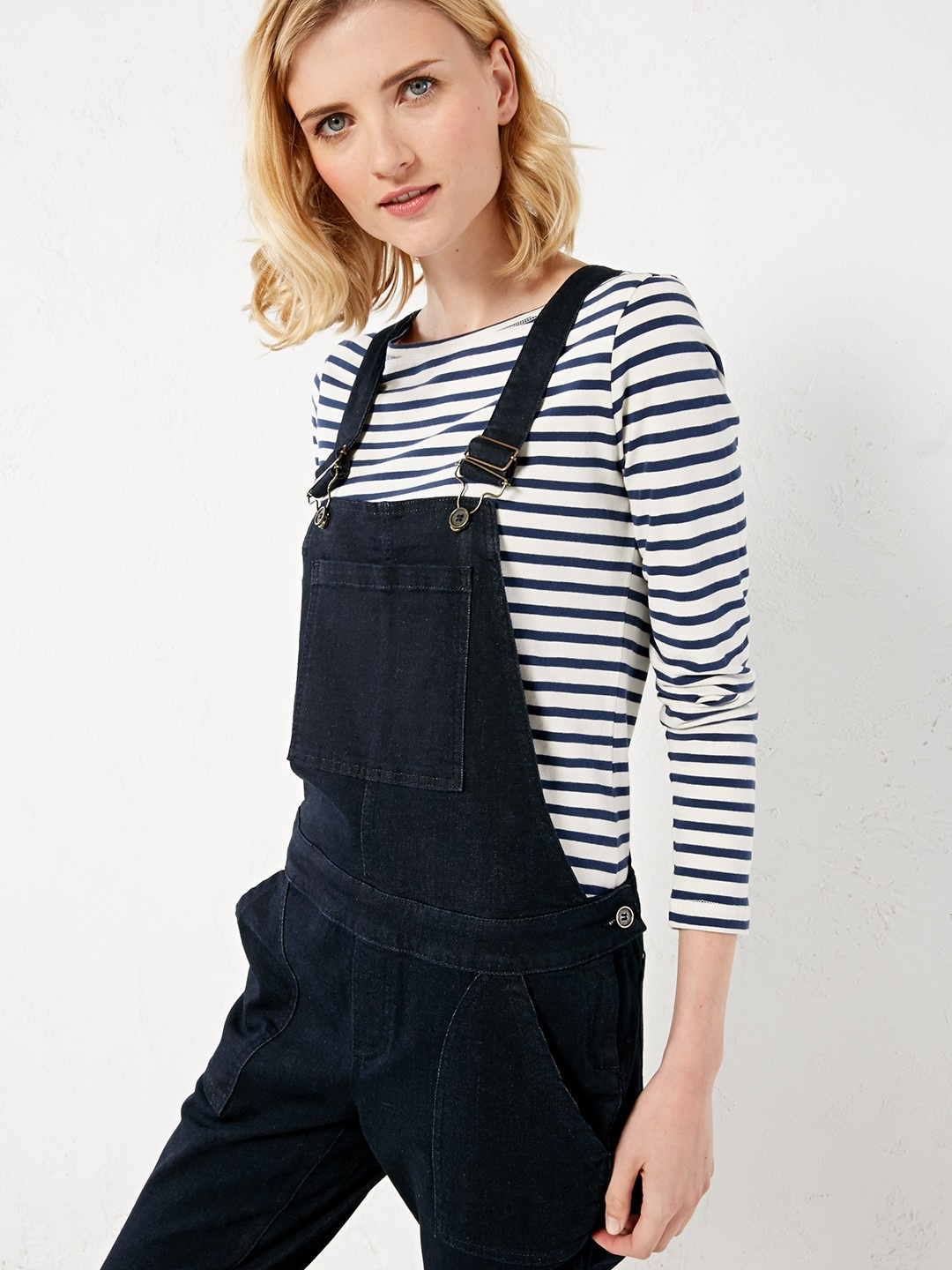 lts white stuff madison dungarees