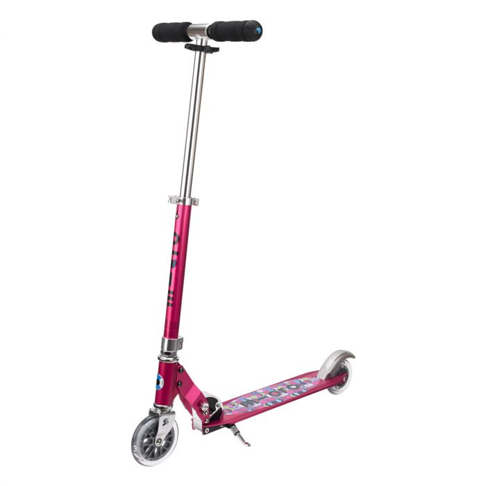 scooter floral