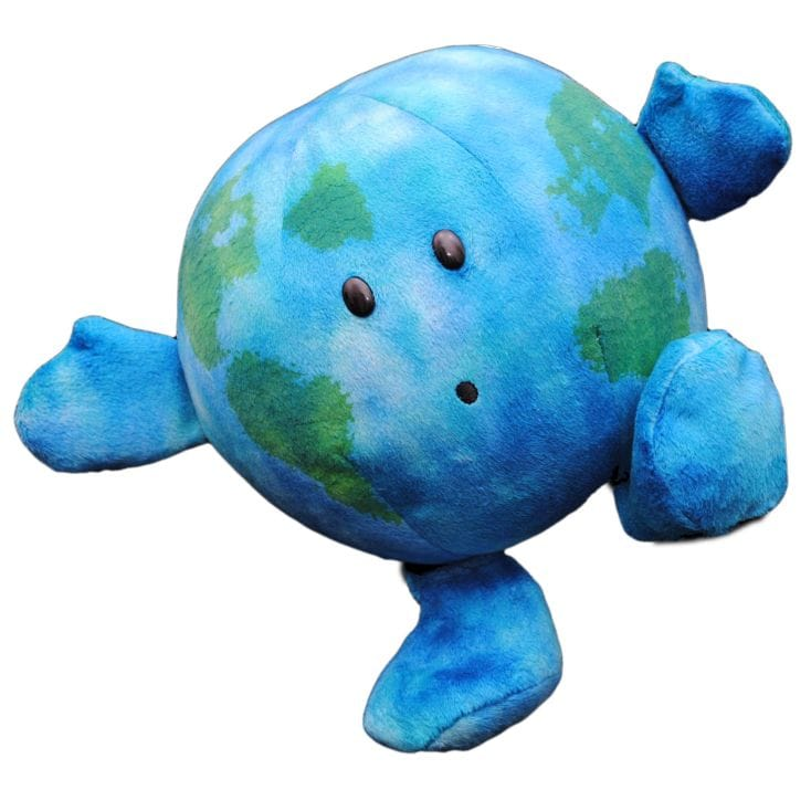 space cuddly earth