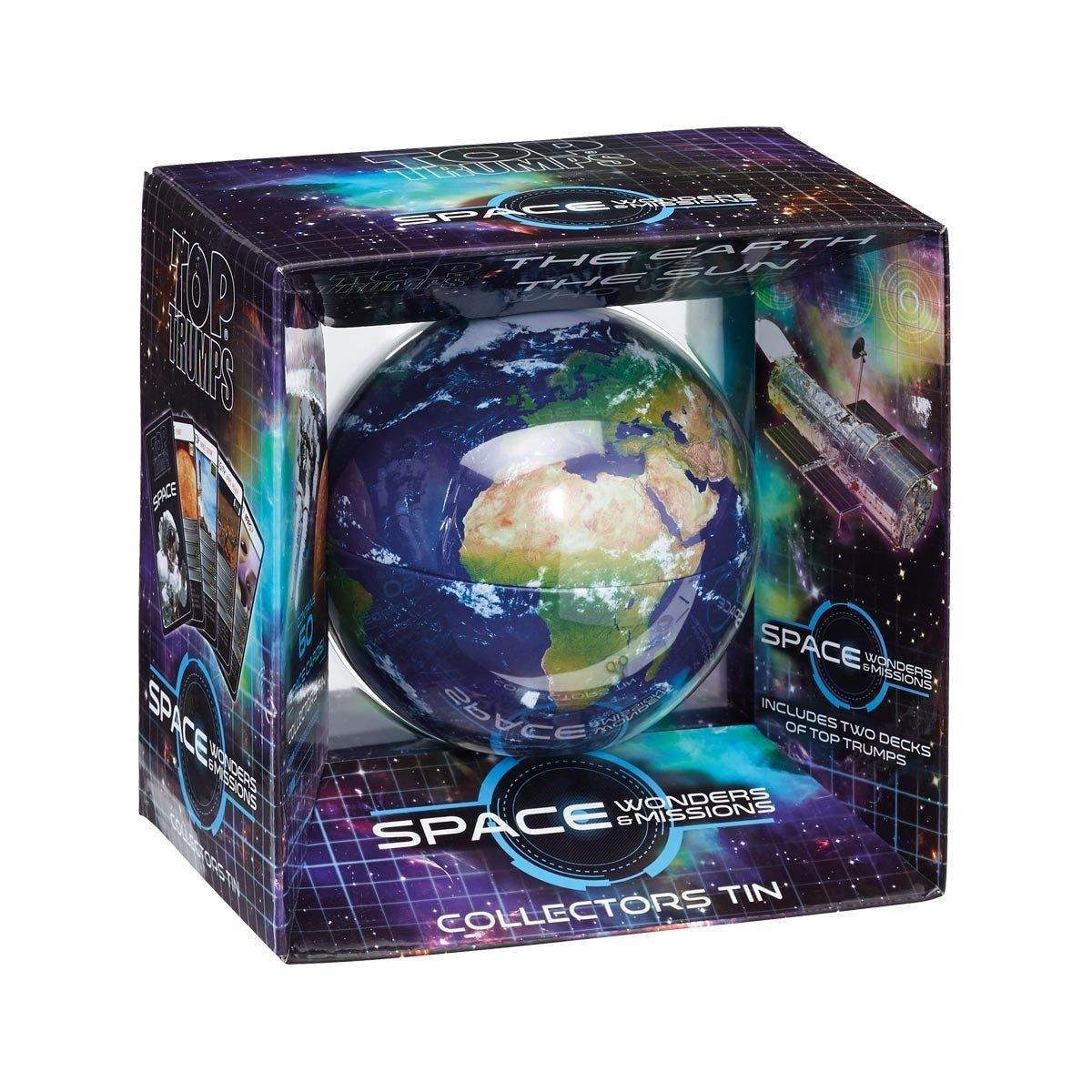 space top trumps globe