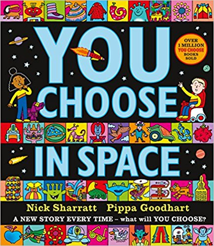 space you choose