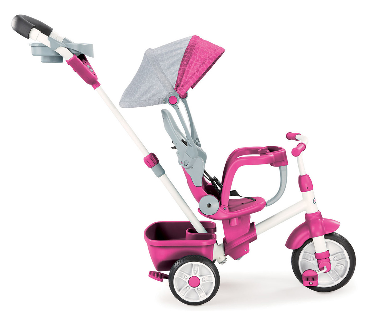 Perfect-Fit-4-in-1-Trike-pink-1-1