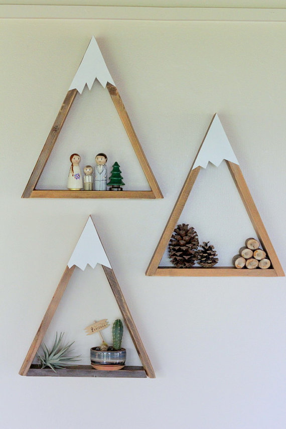 adv moutain shelves