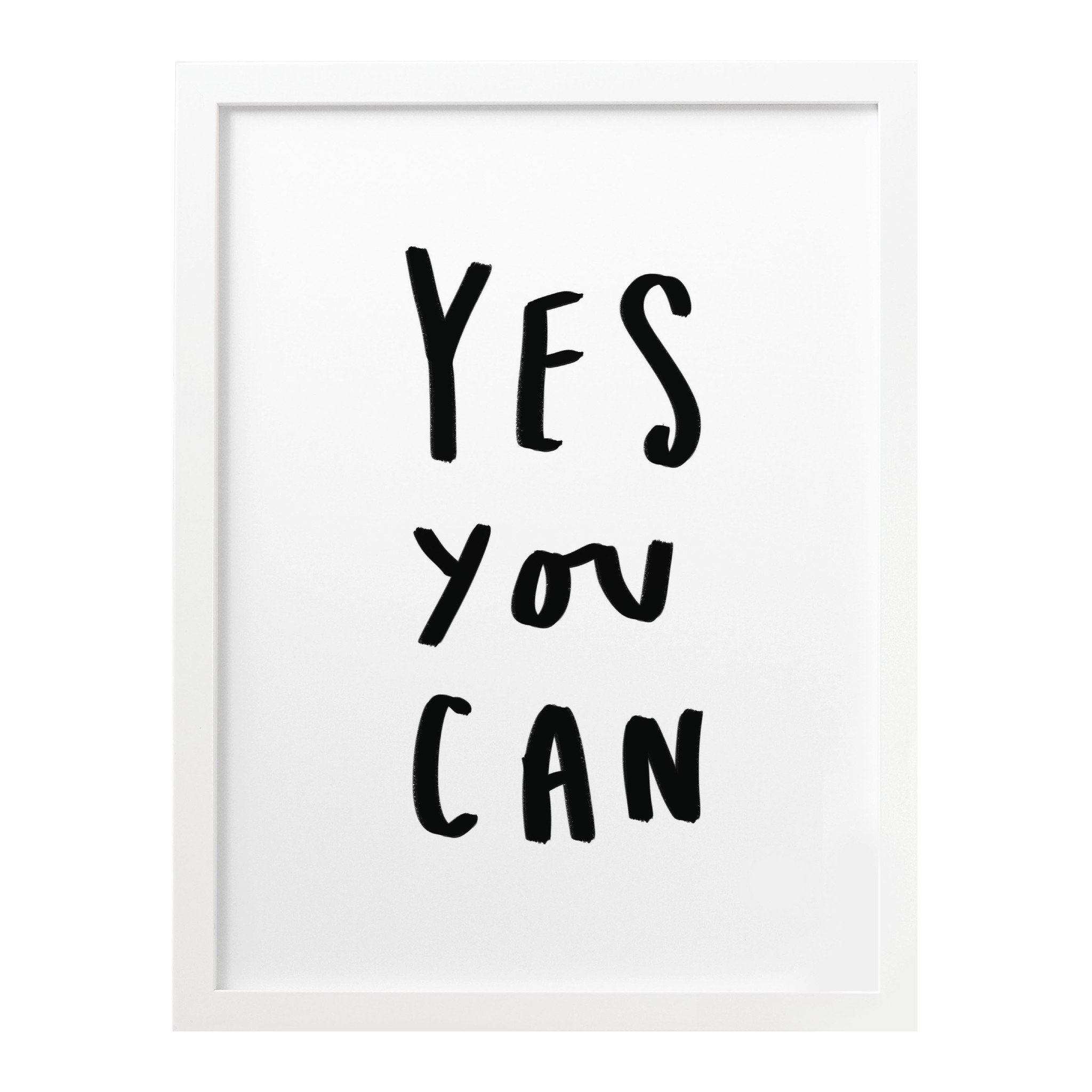 yes-you-can-typography-print-1