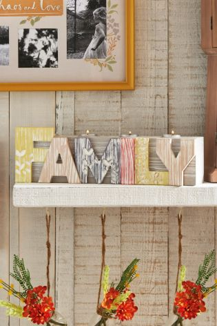family candle