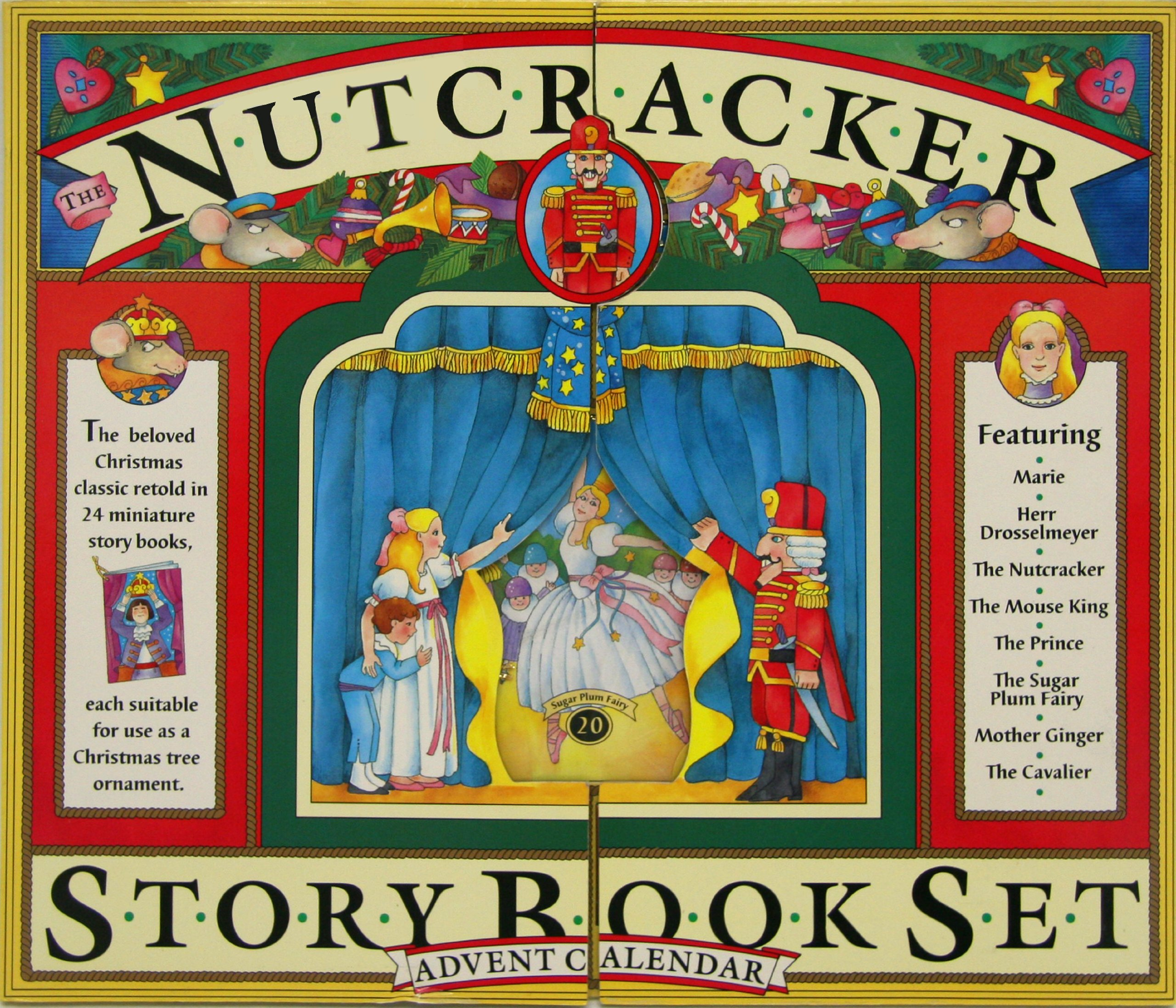 nutcracker story set