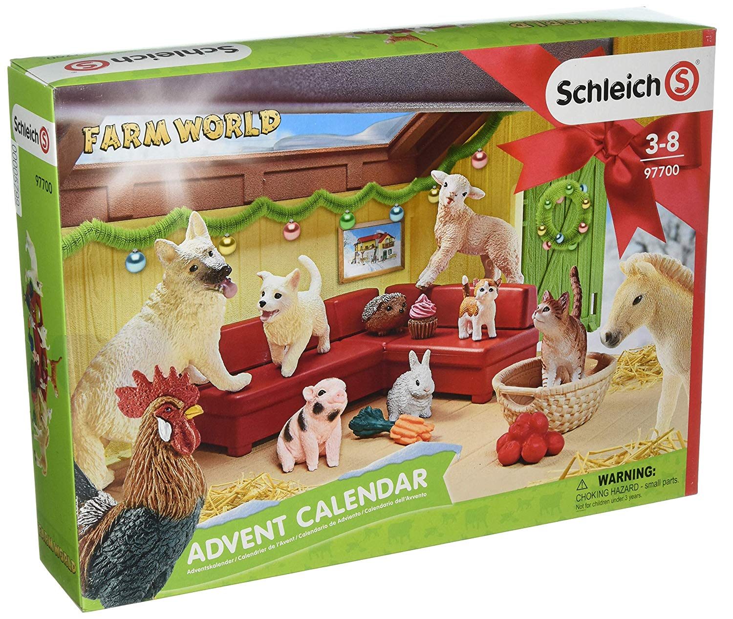 scheich farm world