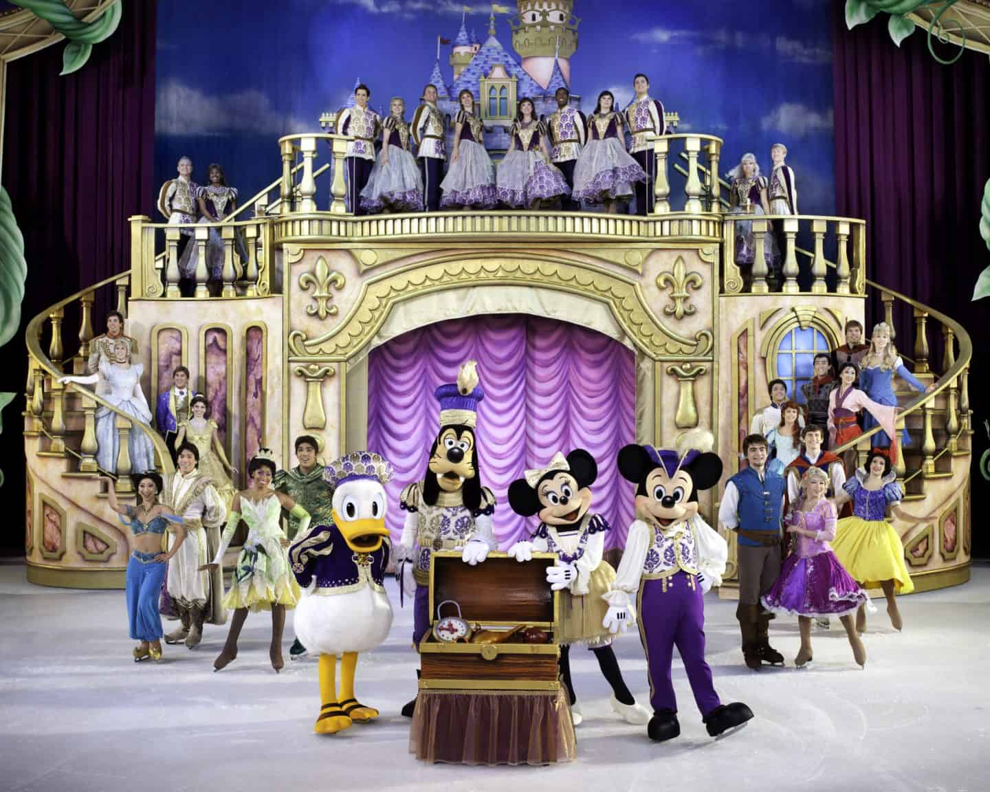 disney on ice finale